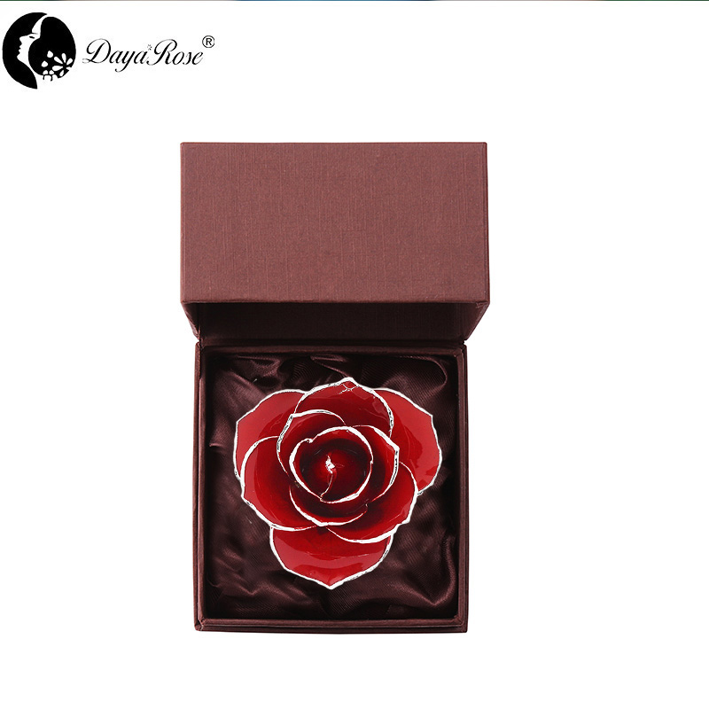 Silver Red Rose(Independent Beautiful)