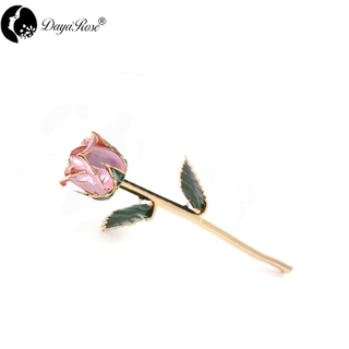 Daya Gold Rosebud (light Pink)