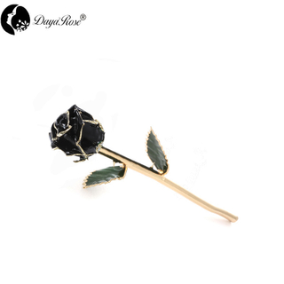 Daiya Gold Rosebud (black)