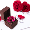 Love Only Rose Red Gold Rose (natural Rose)