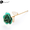 Daiya Sky Blue Rose 24K Gold (gold Leaf)
