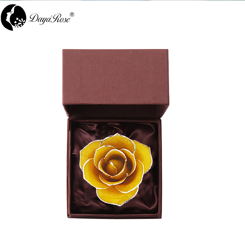 Silver Yellow Rose(Independent Beautiful)