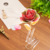 Daiya Rainbow Rose 24K Gold (gold Leaf)